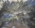 Storm - abstract painting by Irish abstract artist Vincent Kennedy