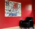 Areas - far Vincent Kennedy art - abstract paint