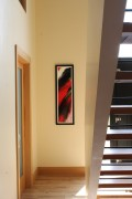 Reverence abstract painting by Irish abstract artist Vincent Kennedy